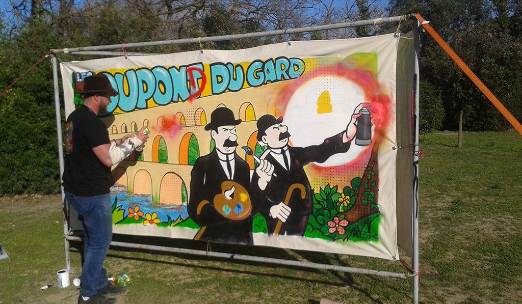 Les Dupont du Gard