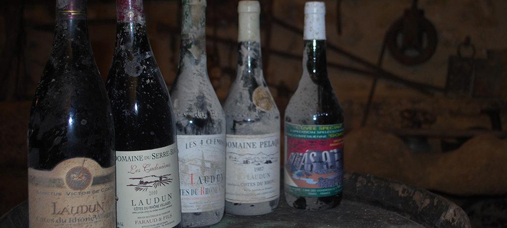 les vins de Laudun