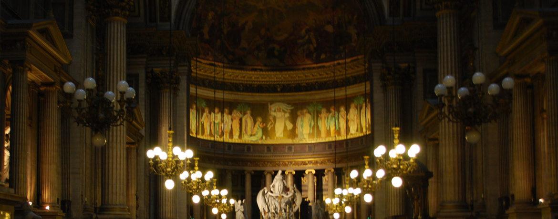 paris église